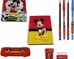 Kit Escolar N° 2 - Mickey