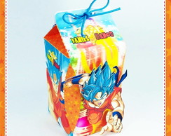 Caixa Milk Dragon Ball Super