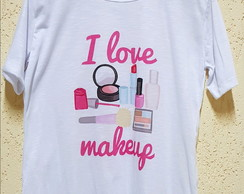 T-Shirt Love Makeup
