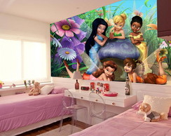 Painel Adesivo Tinker Bell