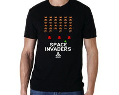 Camiseta Atari Space Invaders