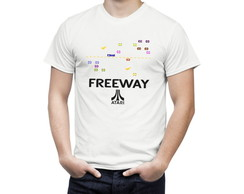 Camiseta Atari Freeway