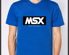 Camiseta Geek MSX Boot
