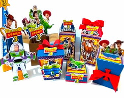 Kit Digital Arquivo de Corte Silhouette Toy Story 1