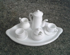 MINI PORCELANAS BRANCAS