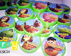 LATINHA MINT TO BE PERSONALIZADA TOY STORY