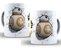 Caneca - Star Wars BB8