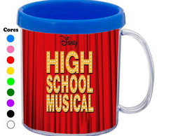 Kit 30 Canecas Personalizadas High School Musical