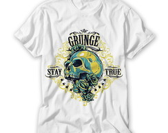 Camiseta Grunge Stay True