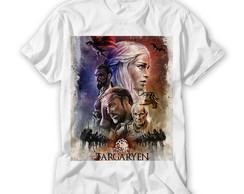 Camiseta Game Of Trones