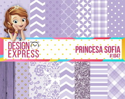 Papel Digital - Princesa Sofia