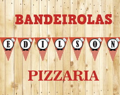 BANDEIROLA DIGITAL PIZZARIA