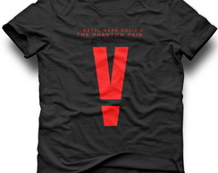 Camiseta Metal Gear solid V
