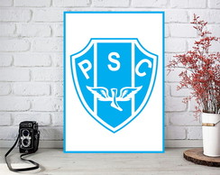 Placas Decorativas Escudo do time do Paysandu