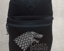 Mochila Escolar / Universitária Game of Thrones
