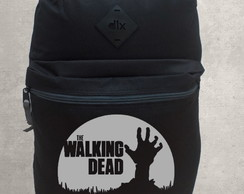 Mochila Escolar / Universitária The Walking Dead Hand