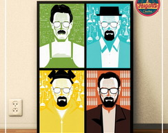 "Quadro ""Breaking Bad"""
