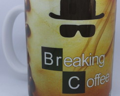 Caneca Coffee Breaking Bad - Mod.02