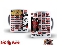 Caneca Star Wars - Dark Side