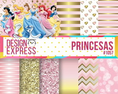 Papel Digital - Princesas
