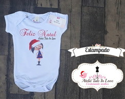 Body Luna Estampado NATAL