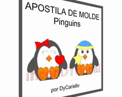 Apostila Digital de Moldes Pinguins