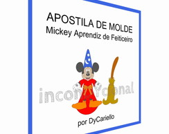 Apostila Digital de Molde Mickey