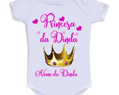 Body Divertido - Princesa da Dinda