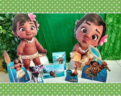 KIT DISPLAY MOANA BABY