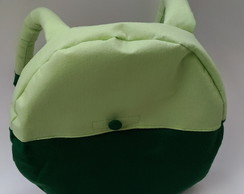 MOCHILA DO FINN ADVENTURE TIME HORA DA AVENTURA VERDE