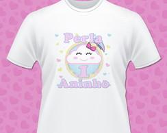 Camisa Personalizada Mae Amor em Acao  aa4117ff5096e