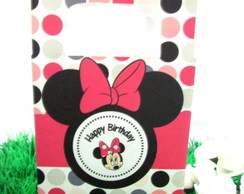 Bag (sacola) Personalizada Minnie