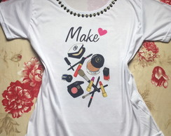 Baby look Customizada - Make