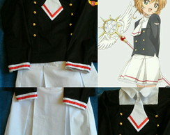 Uniforme Sakura Clear Card