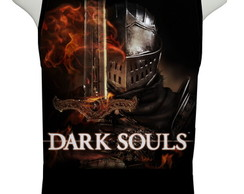 Camiseta Game Dark Souls - Regata