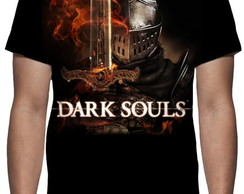 Camiseta Game Dark Souls - Estampa Total