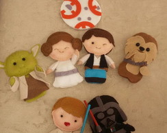 Pocket de feltro Star Wars