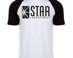 Camiseta Star Labs - The Flash