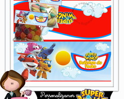 Salopeta , lapela super wings