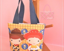 KIT 13 Mini sacolas Toy Story
