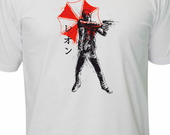 Camiseta Leon Umbrella