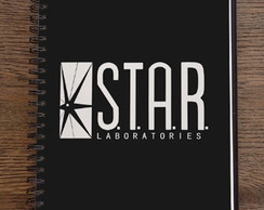 Caderno Star Laboratories 10 Mat 200 Folhas