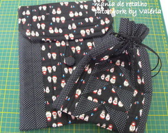 """Case"" para netbook 10' (kit 02 prod.)"