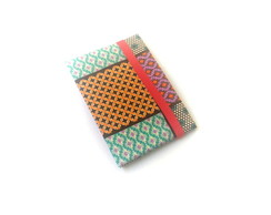 Mini Carteira - Patchwork
