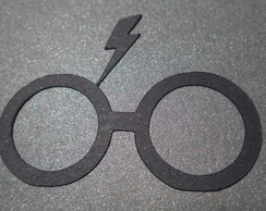 Aplique Óculos do Harry Potter