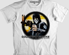 Camisa COUNTER STRIKE - GLOBAL OFFENSIVE