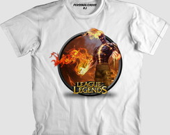Camisa LEAGUE OF LEGENDS