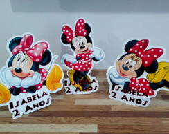 Apliques/Display Tam.G -Minnie 20 cm