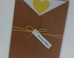 Envelope Modelo Love