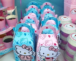 Caixa Surpresa Hello Kitty